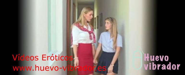 Vídeos Eróticos de una profesora con una alumna